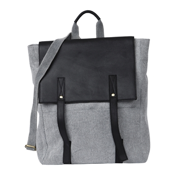 Picture of Back pack Sofia, black/grey