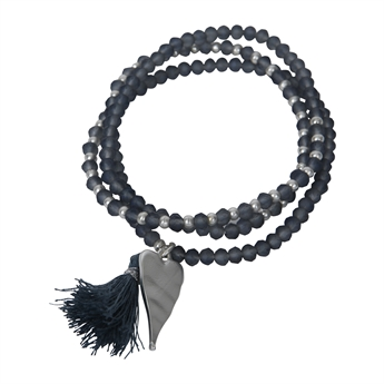 Picture of Bracelet/necklace Lotta, grey
