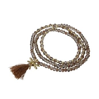 Picture of Bracelet/necklace Moa, beige