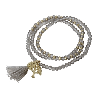 Picture of Bracelet, Nora, grey