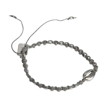 Picture of Bracelet Zoe, grey/silver