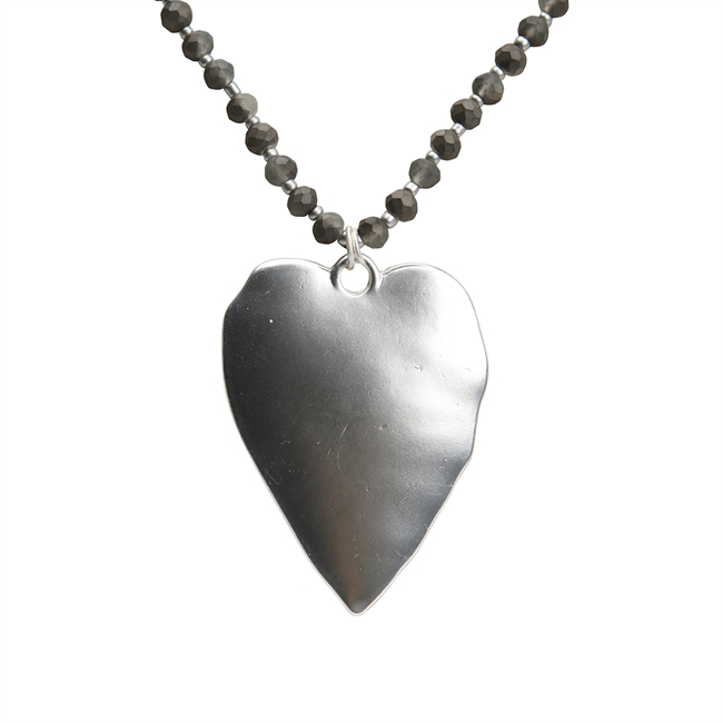 Picture of Necklace Alice, silver