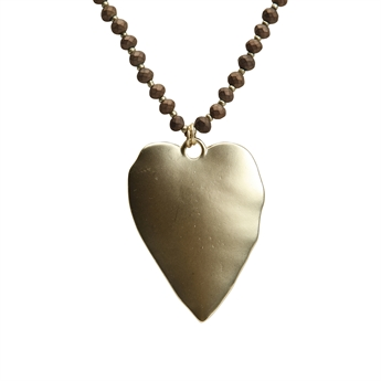 Picture of Necklace Isabel, gold