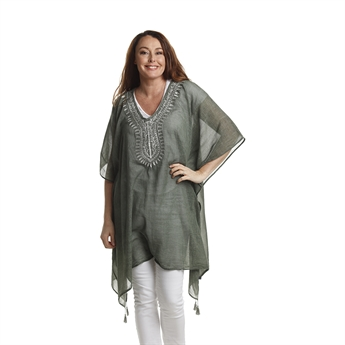 Picture of Kaftan Vilma, olive