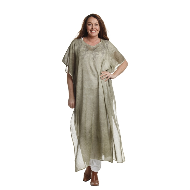 Picture of Kaftan Monaco, taupe