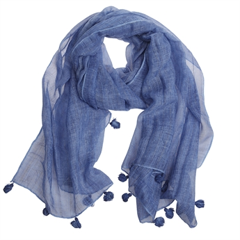 Picture of Scarf Nora, blue