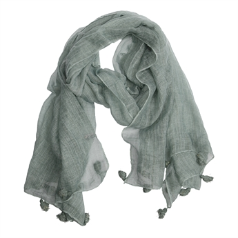 Picture of Scarf Nora, sea green