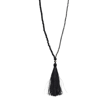 Picture of Necklace Samantha, black
