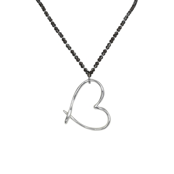 Picture of Necklace Frances, silver