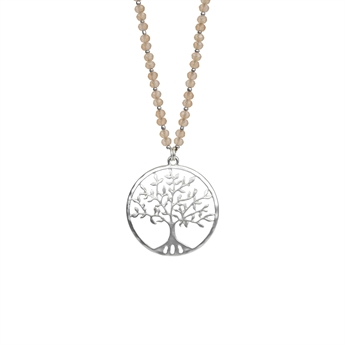 Picture of Necklace Eve, silver