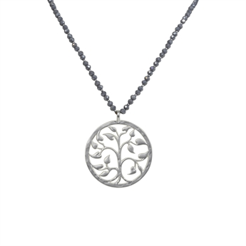 Picture of Necklace Kennedi, silver