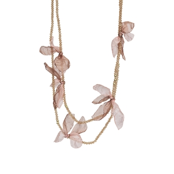 Picture of Necklace Charlie, old pink