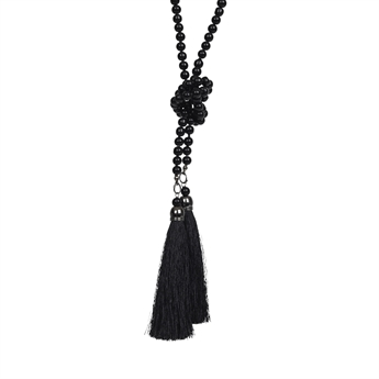 Picture of Necklace Nilla, black