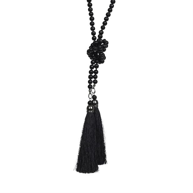 Picture of Necklace Nilla, black
