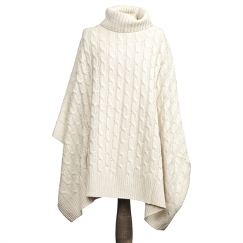 Picture of Poncho Nora, off white