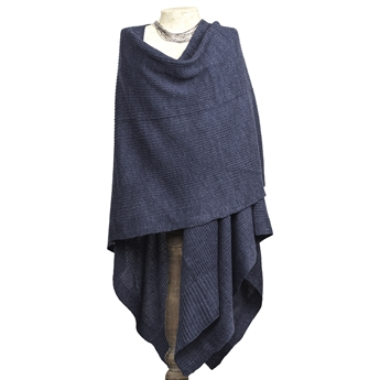 Picture of Poncho Milla, dk blue