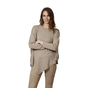 Picture of Poncho Cortina, beige