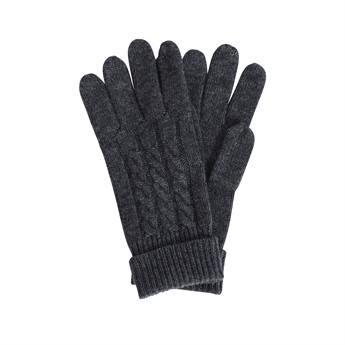 Picture of Gloves Zermatt, dk grey