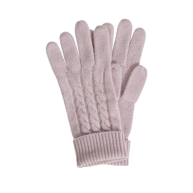 Picture of Gloves Zermatt, lt pink