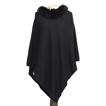 Picture of Poncho Kimberly, black