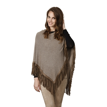 Picture of Poncho Dakota, beige