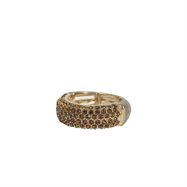 Picture of Ring Regina, brushed gold