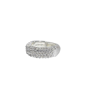 Picture of Ring Regina, brushed silver