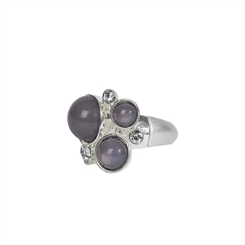 Picture of Ring Helen, brushed silver