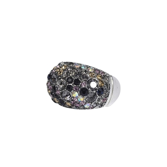 Picture of Ring Cadence, antique silver