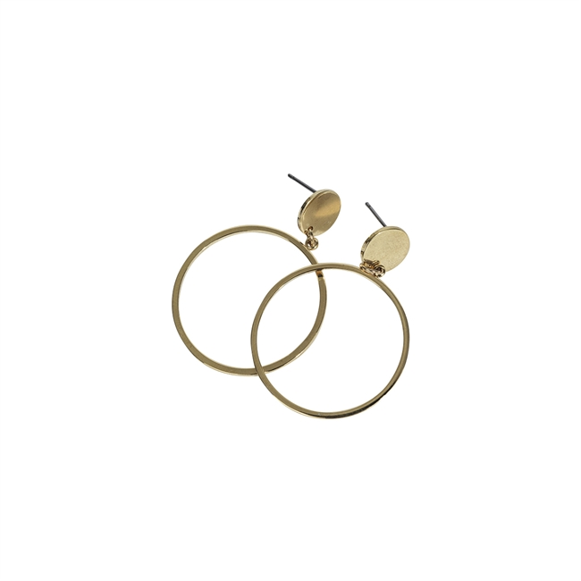 Picture of Earring April, gold