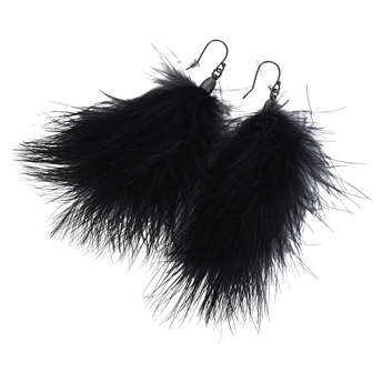 Picture of Earring Josephine, black