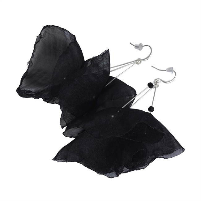 Picture of Earring Serena, black