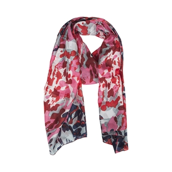 Picture of Scarf Olivia, red