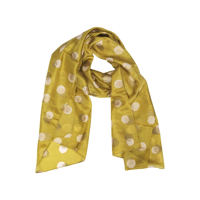 Picture of Scarf Frances, mustard