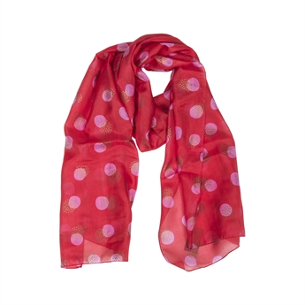 Picture of Scarf Frances, red