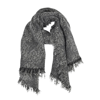 Picture of Scarf Violet, grey