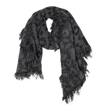 Picture of Scarf Claire, grey
