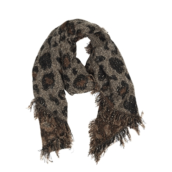Picture of Scarf Claire, brown