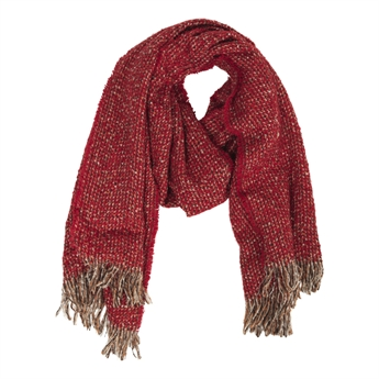 Picture of Scarf Charlotte, red
