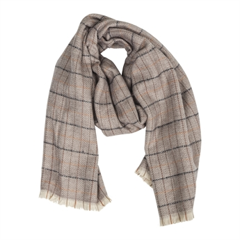 Picture of Scarf Sophie, grey