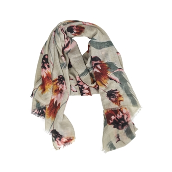 Picture of Scarf Leah, beige mix