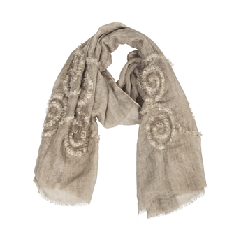 Picture of Scarf Lilly, beige