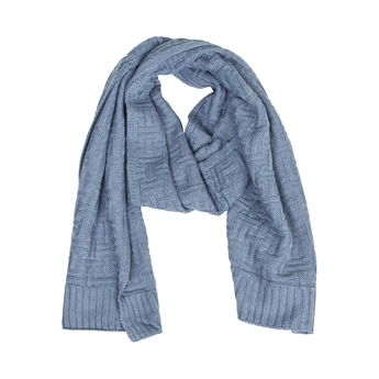 Picture of Scarf Denise, lt blue