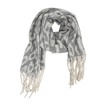 Picture of Scarf Zoey, lt grey