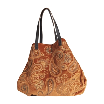 Picture of Shoulder bag Tiffany, rusty