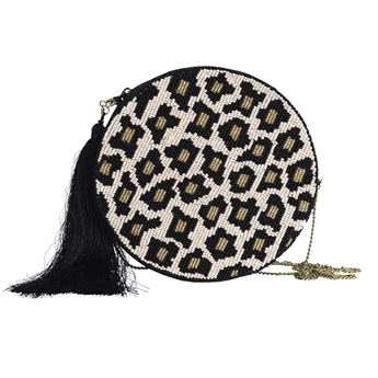 Picture of Handbag Desiree, black mix