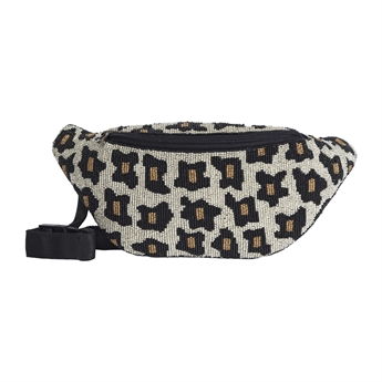 Picture of Belt bag Courtney, black mix