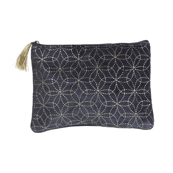 Picture of Pouch Sunny, dk blue
