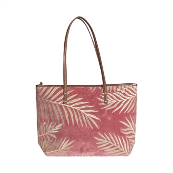 Picture of Shoulder bag Jessie, dusty pink.