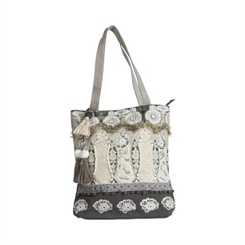 Picture of Shoulder bag Trinity, grey